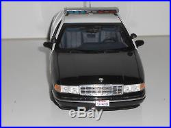 118 Chevrolet Caprice Los Angeles County Sheriff Hollywood Police