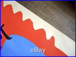 1965 Alexander Calder Lithograph Print Los Angeles County Museum of Art Mourlot