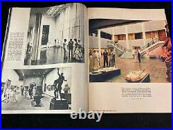 1965 Los Angeles County Art Museum Magazine Lacma, Los Angeles Times, March 28th