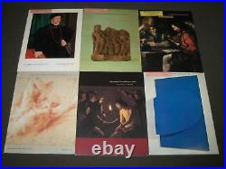 1975-1999 Los Angeles County Museum Of Art Bulletins & Reports Lot Of 16- O 2822