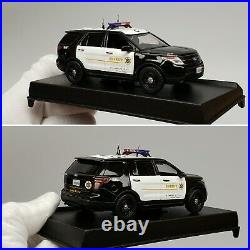 1/43 First Response Police Los Angeles County Sheriff LASD Ford Explorer SUV