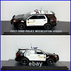 1/43 First Response Replicas LASD Los Angeles County Sheriff Ford Explorer 4WH