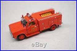 1/64 Code 3 Dodge Squad 51 Emergency Truck Los Angeles County RARE HTF
