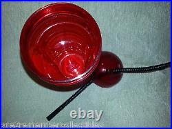 2012 LOS ANGELES Collectible LA COUNTY FAIR Plastic TALL RED CUP 90 Year Anni