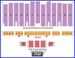 2 Tickets Luis Fonsi 9/1/18 Los Angeles County Fair Pomona, CA