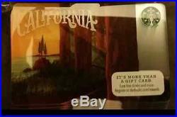 300 Card lot 2015 Starbucks los Angeles LA Orange county california CA gift LOT
