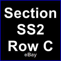 3 Tickets Kane Brown 9/7/18 Los Angeles County Fair Pomona, CA
