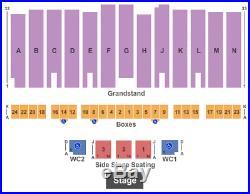 3 Tickets Old Dominion 9/21/19 Los Angeles County Fair Pomona, CA