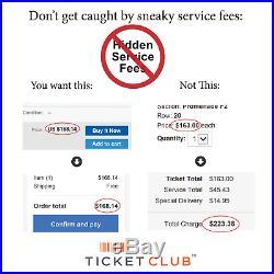 4 Tickets Rex Orange County 1/10/20 Los Angeles, CA