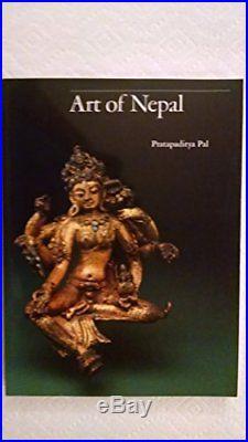 ART OF NEPAL A CATALOGUE OF LOS ANGELES COUNTY MUSEUM OF ART By Pratapaditya VG