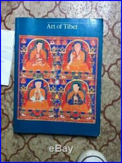 ART OF TIBET CATALOGUE OF LOS ANGELES COUNTY MUSEUM OF Mint Condition