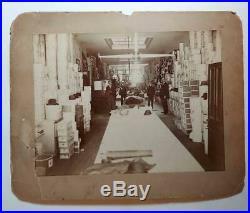 Antique Photo Millinery Store Orange County, Los Angeles, CA