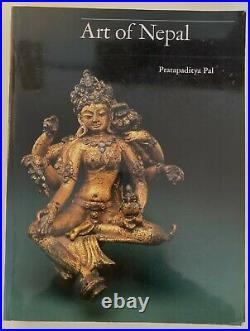 Art of Nepal A Catalogue of the Los Angeles County Museum Pratapaditya Pal 1985