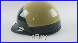 Authentic Vintage County of Los Angeles California Sheriff's Motorcycle Helmet