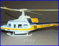 Bell 412 Helicopter Los Angeles County Fire Department #18