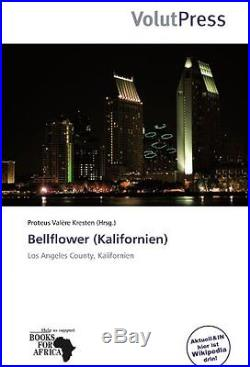 Bellflower (Kalifornien) Los Angeles County, Kalifornien Herausgegeben Von Valè