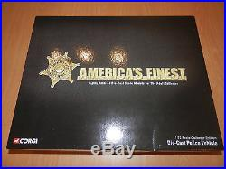 Corgi Aviation Sikorsky Sea King Los Angeles County Sheriff Dept 172