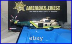 CORGI US33409 Sikorsky Sea King Los Angeles County Sheriff Department