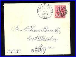 California Los Angeles County SIERRA MADRE 1895 LOS-14450