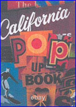 California Pop-up Book by Los Angeles County Museum of Art
