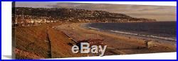 Canvas Art Print Coastline, Redondo Beach, Los Angeles County, California