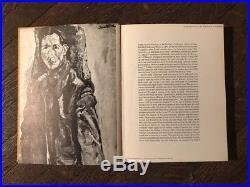 Chaim Soutine 1893-1943 Los Angeles County Museum 1968 Maurice Tuchman