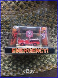 Code 3 1/64 Emergency! Engine 51 Crown pumper fire Los Angeles County
