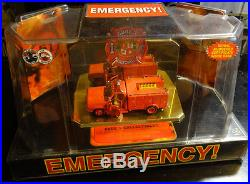 Code 3 Collectibles #13940 EMERGENCY! Squad 51 Los Angeles County Fire RARE