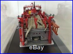 Code 3 Collectibles 1/64 LOS ANGELES COUNTY ENGINE 16 WARD LAFRANCE PUMPER VGC