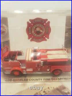 Code 3 Crown Los Angeles County Fire Department