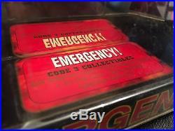 Code 3 Die cast 1/64 Emergency 51 Fire Engine Los Angeles County #12957