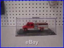 Code 3 LOS ANGELES COUNTY FIRE DEPARTMENT ENGINE 79 IN SHOWCASE WITH BOX