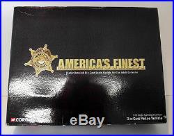 Corgi 1/72 Scale Diecast US33409 Sikorsky Sea King Los Angeles County Sheriff