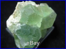 Fluorite, Felix Mine, Azusa, Los Angeles County, California
