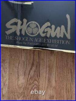 Framed ShogunThe Shogun Age Exhibition Los Angeles County Museum of Art Poster