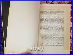 HISTORY OF ORANGE COUNTY, VOLS I and II, 1931, By Mrs. J. E. Pleasants, uncommon