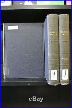 History of Los Angeles County Vol. 3 (Volume 3), MCGROARTY, John Steven, Good Bo