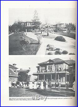History of the Los Angeles County Hospital Antique Vtg Photo California Medical