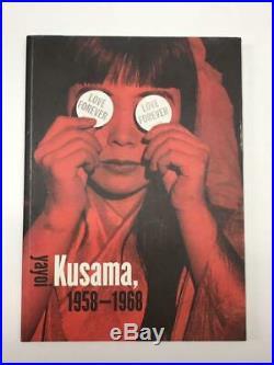 ϸLove Forever Yayoi Kusama 1958-1968 Los Angeles County Museum/1998