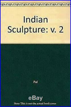 Indiano Scultura (700-1800) Vol. 2 un Catalogo di il Los Angeles County Museum