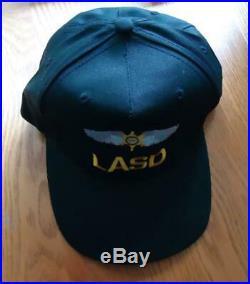 LASD Los Angeles County Sheriifs AIRSUPPORT Aviation Unit Hat