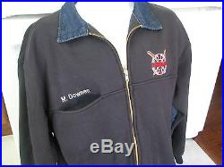Lifeguard L. A. County Los Angeles official authentic sweatshirt jacket large