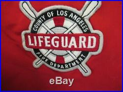Lifeguard Los Angeles County board shorts Authentic Official 34 waist by IZOD