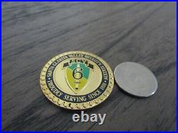 Los Angeles County CA Sheriffs Department Challenge Coin #537J
