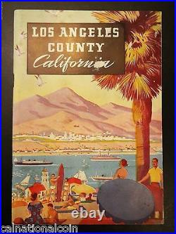 Los Angeles County, California Informational Booklet 1936