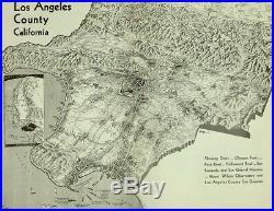 Los Angeles County California Pasadena Edition / 1930