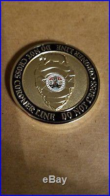 Los Angeles County Coroner Challenge Coin Medical Examiner Badge Forensic CSI V1