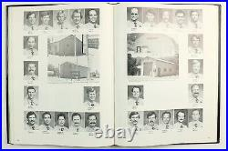 Los Angeles County Fire Department CA California 1975 Firefighter History Book