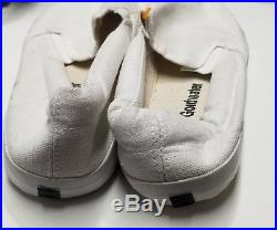 Los Angeles County Jail LA Prisoner Inmate Jail House Shoes Size 10 RARE