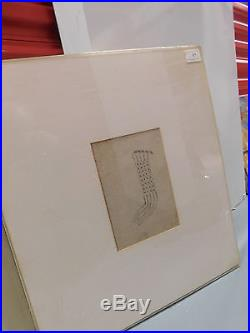 Los Angeles County Museum Exhibited 18th century Tantric Diagram, Rajastan
